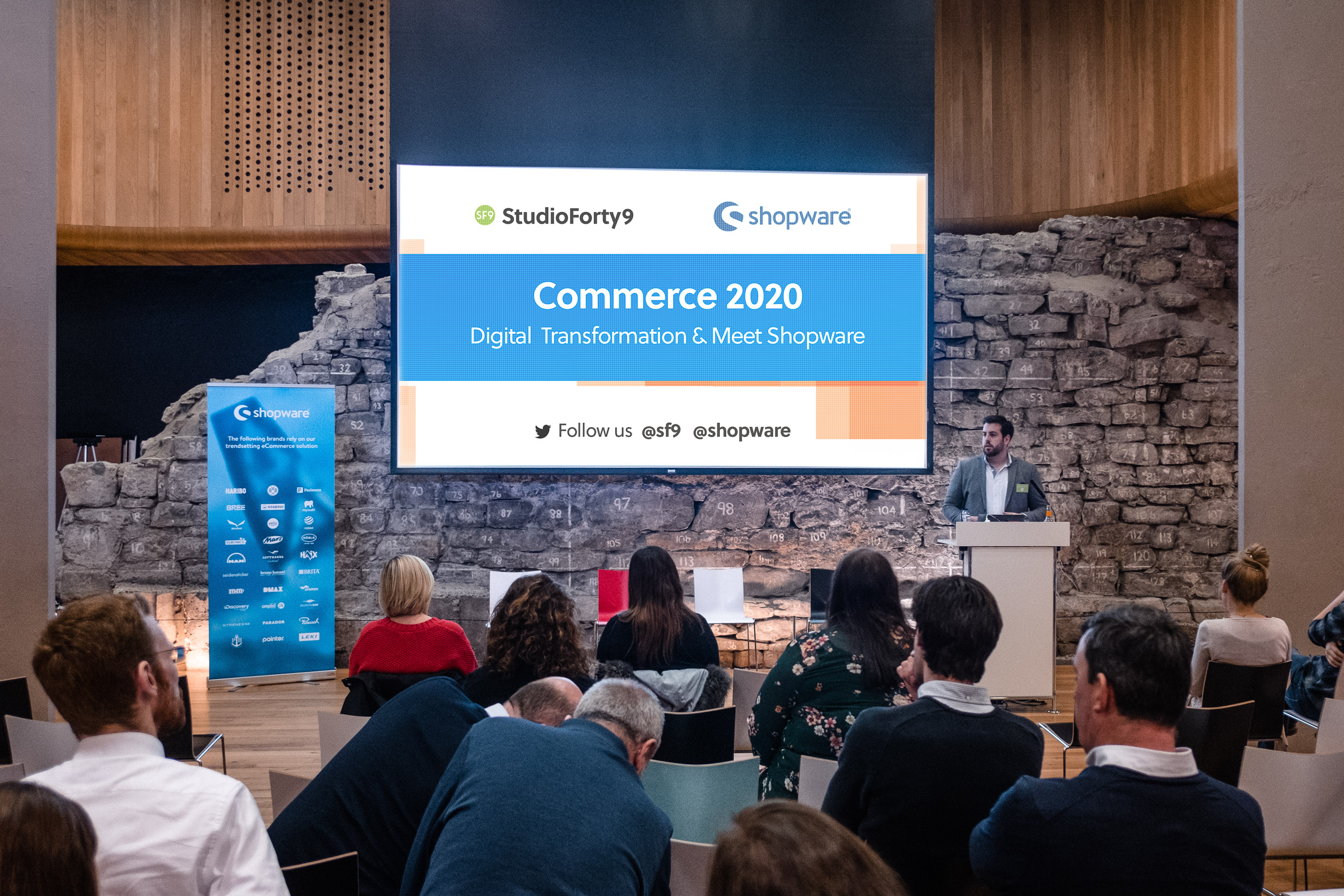 Customer Event Commerce 2020