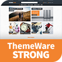 ThemeWare® Strong | sales increasing and customizable