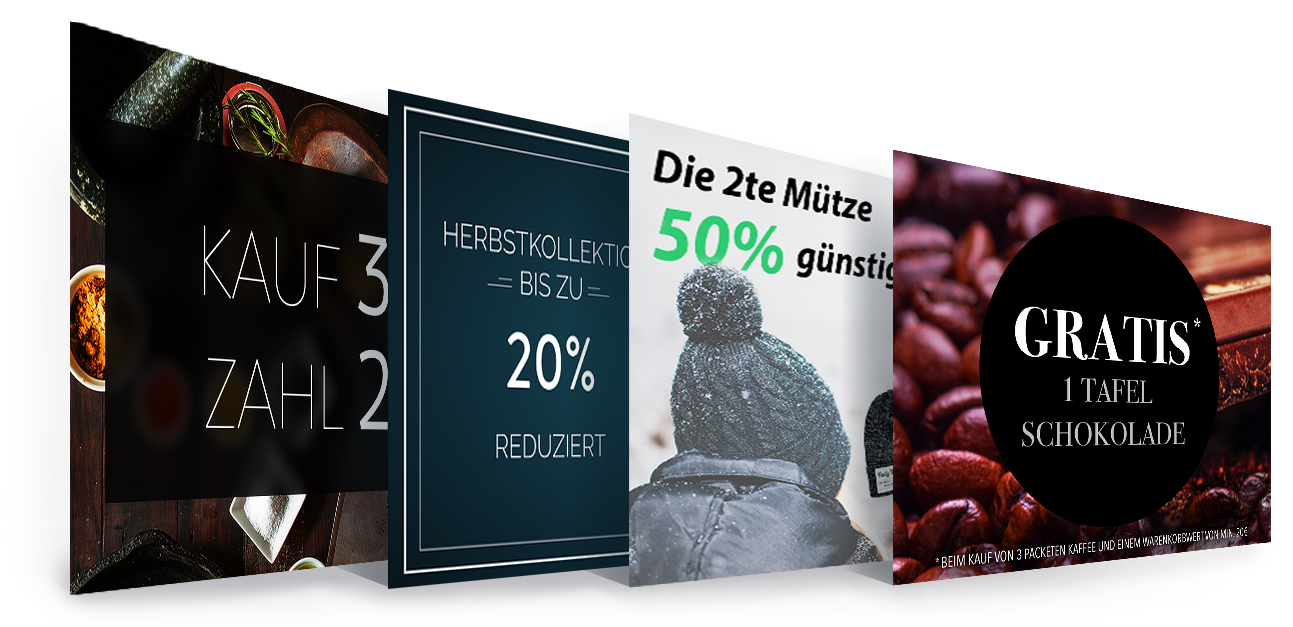 Advanced Promotion Suite für Marketingaktionen in Deinem Shopware-Shop