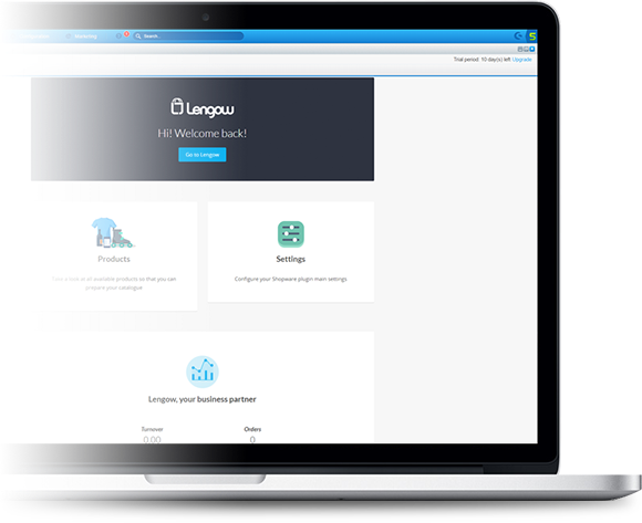 Lengow_Shopware_Partner